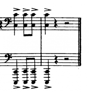 3rd movement, end
