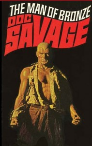 James Bama's rendition of Doc Savage