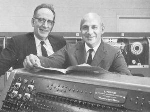Mauchly, Eckert, and UNIVAC